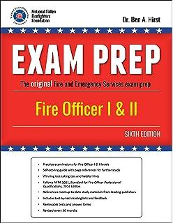 Exam prep fire inspector i ii 9780763728489 medicine health exam prep fire officer i ii 6th edition fandeluxe Images