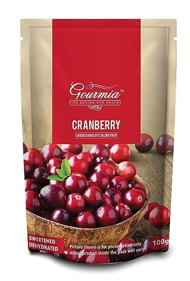 Gourmia Dried Cranberry, 100g