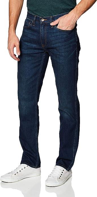 Amazon Com Dockers Pantalones Vaqueros De Corte Recto Para Hombre Clothing