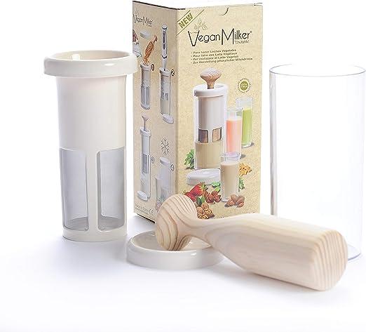 VEGAN MILKER PREMIUM (by Chufamix) utensilio para hacer leches ...