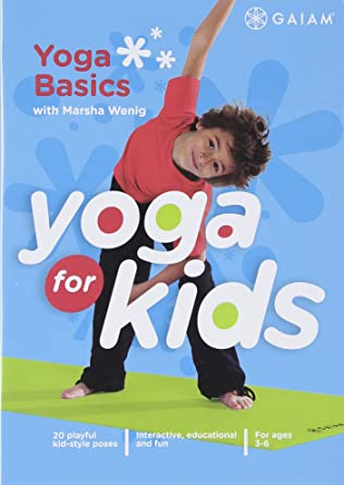 Amazon.com: Yoga For Kids - Yoga Basics With Marsha Wenig ...