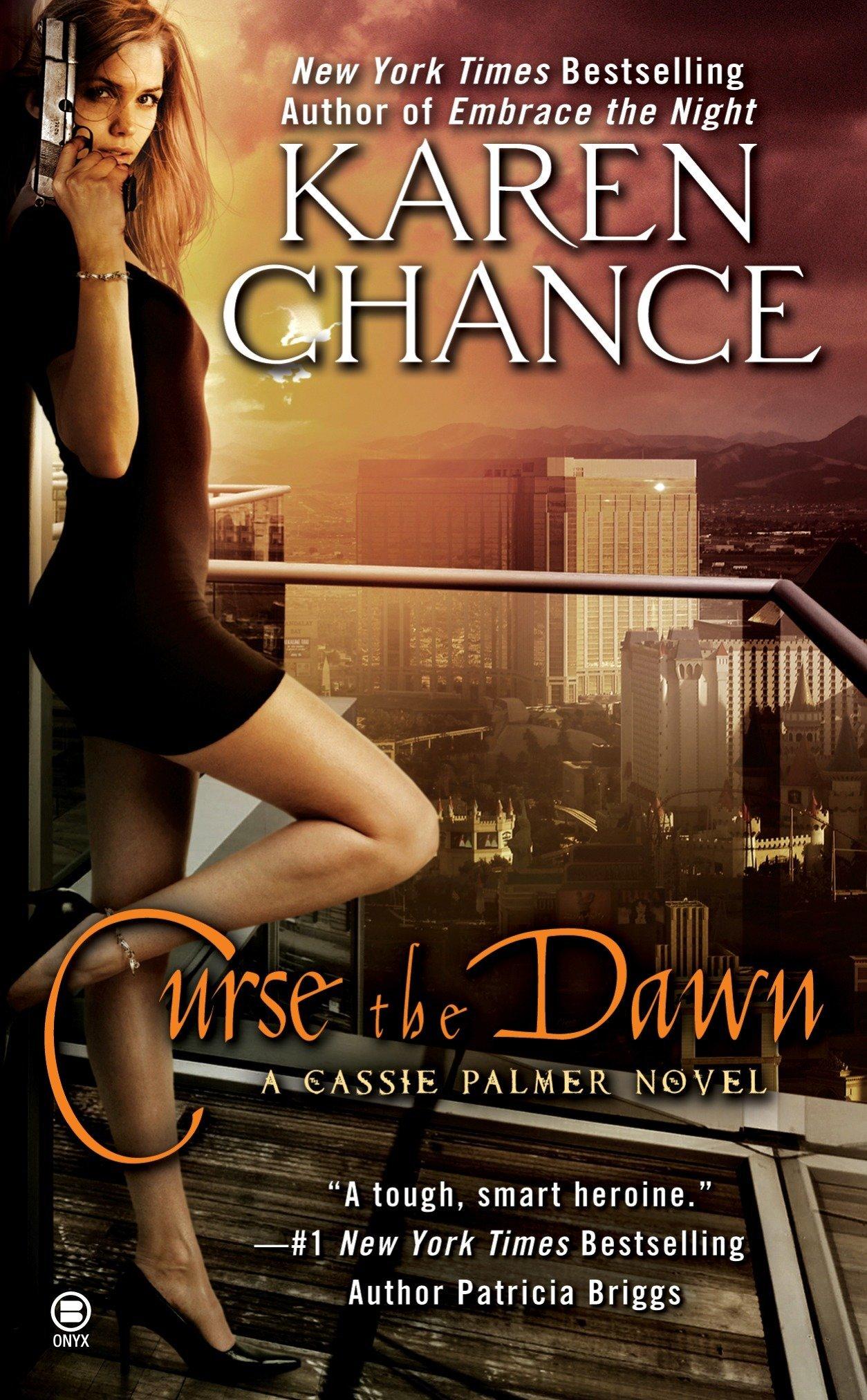 Curse the Dawn (Cassandra Palmer) pdf