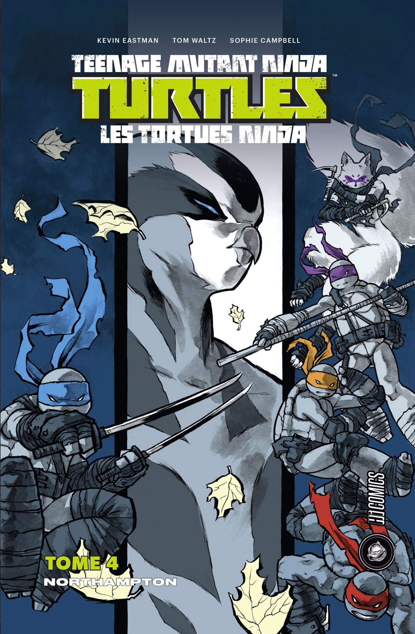 Teenage Mutant Ninja Turtles - Les tortues ninja, Tome 4 ...