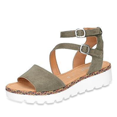 1cd4d085b130 Gabor Damen Sandalette  Gabor Comfort  Amazon.de  Schuhe   Handtaschen