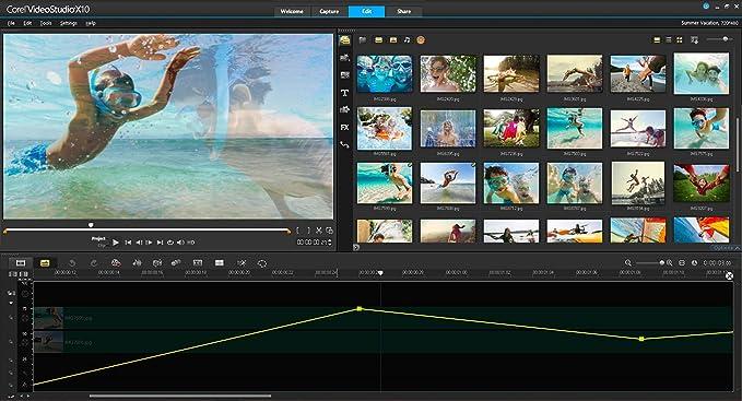 Amazon Corel Videostudio Pro X10 Video Editing Suite For Pc