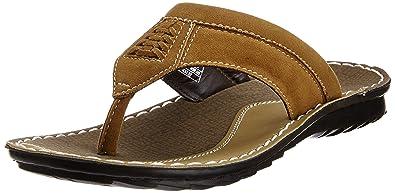 962ab0ba168229 BATA Men s Marc Brown Hawaii Thong Sandals - 11 UK India (45 EU ...