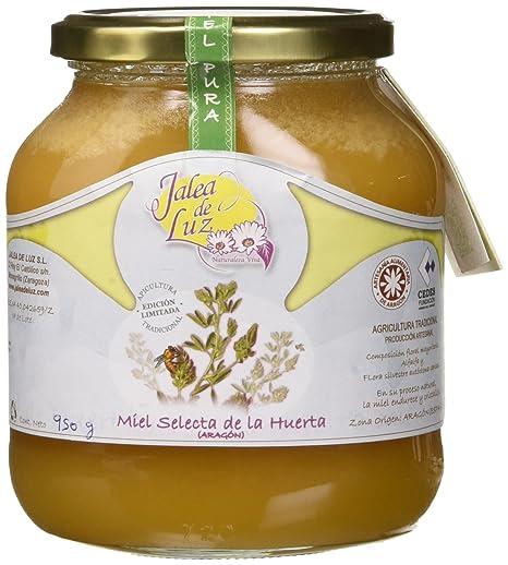Jalea de Luz Miel Cruda Pura de Alfalfa - 950 gr.