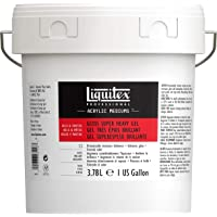 Liquitex Professional Gloss Super Heavy Gel Medium, 128-oz (gallon)