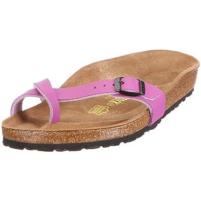 Birkenstock Piazza Birko Flor, Women's Thong Sandals