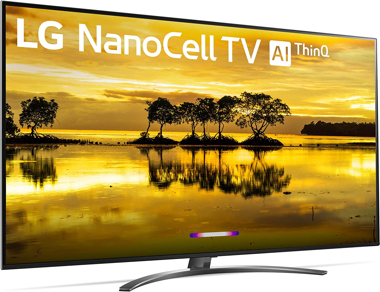 LG Nano 9 Series 4K Ultra HD Smart LED NanoCell TV (2019): Amazon.es: Electrónica
