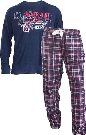 Livergy - Pijama - para hombre Xxl: Amazon.es: Ropa