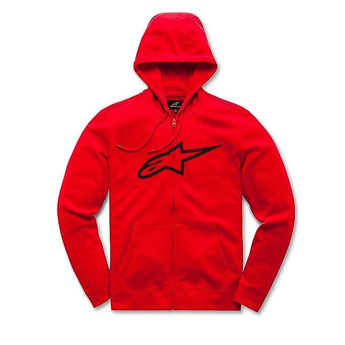 Alpinestars Ageless Logo Pullover Hoodie Classic Fit, Sudadera con Capucha para Hombre: Amazon.es: Ropa y accesorios