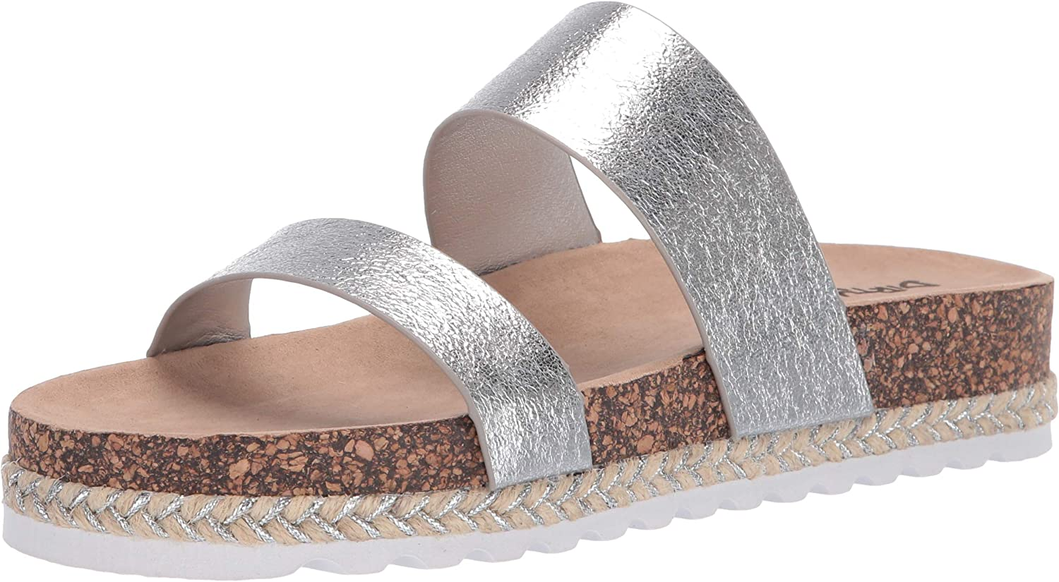 Dirty Laundry Women's Double Play Slide Sandal