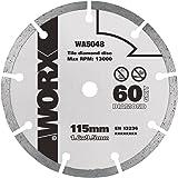 WORX WA5048 WORXSAW 115 mm 60 Grit Diamond Blade