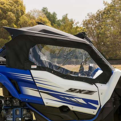 2016-2018 Genuine Yamaha YXZ1000R/SS Soft Side Upper Doors - B57F17B0V000