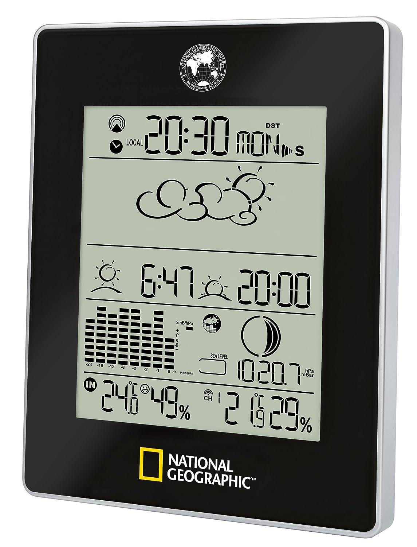 National Geographic Stazione meteo Esperto meteorologico 9068000
