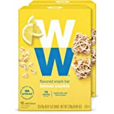 Discontinued: Lemon Cookie Mini Bar - High Protein Snack Bar, 2 SmartPoints - 2 Boxes (24 Count Total) - Weight Watchers Reim