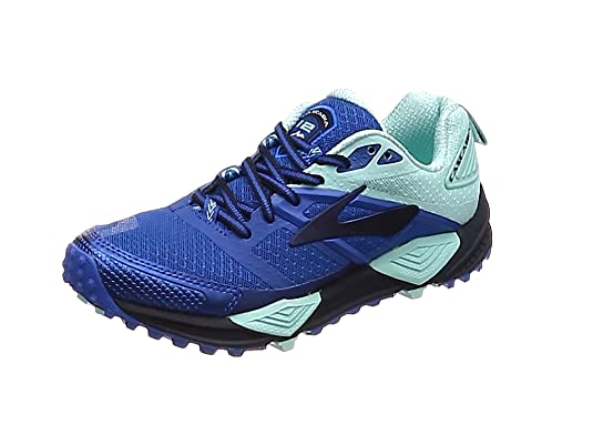 d6e346e75c7 Brooks Women s Cascadia 12 Trail Running Shoes  Amazon.co.uk  Shoes ...