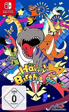 Happy Birthdays SWITCH Amazonde Games