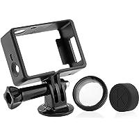 Hoofdband framehouder verpakking van CamKix - Compatibel met GoPro Hero 4, 3+, en 3 - USB, HDMI en SD-slots volledig…