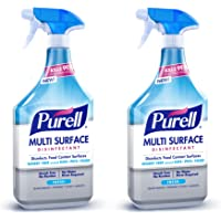 2- Pack PURELL Multi Surface Disinfectant Spray (28 oz)