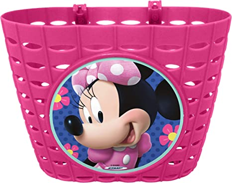 Disney Minnie Mouse Ratón Niños Bicicleta Manillar Bolsa para ...