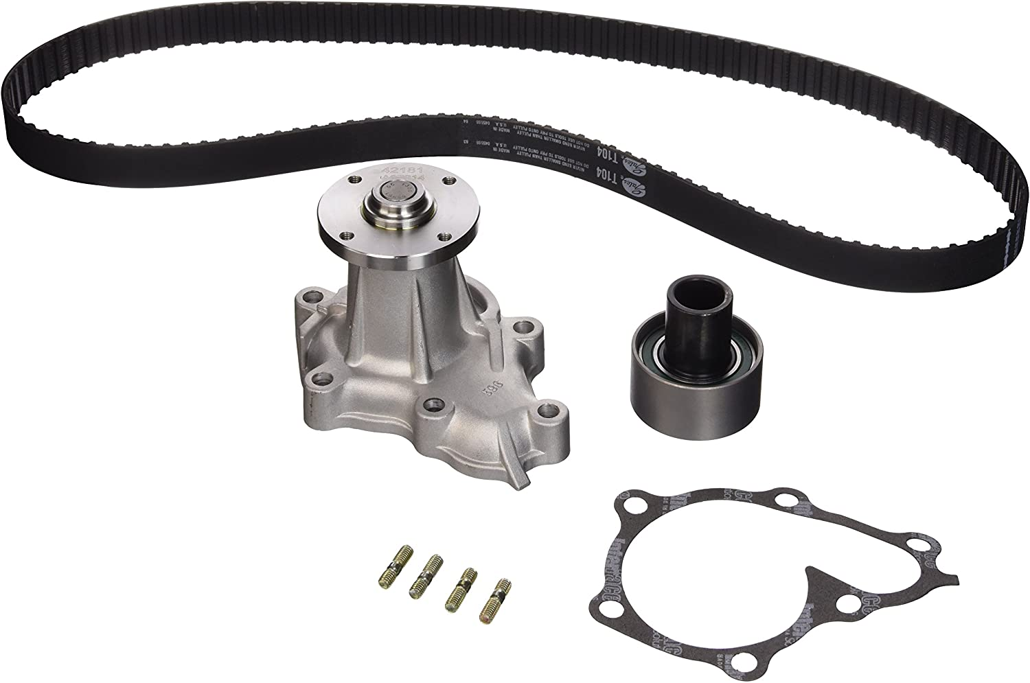 Online Automotive TBWPCNXSA19D 3011 Timing Belt Kit with Water Pump