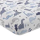Bedtime Originals Roar Dinosaur Fitted Crib