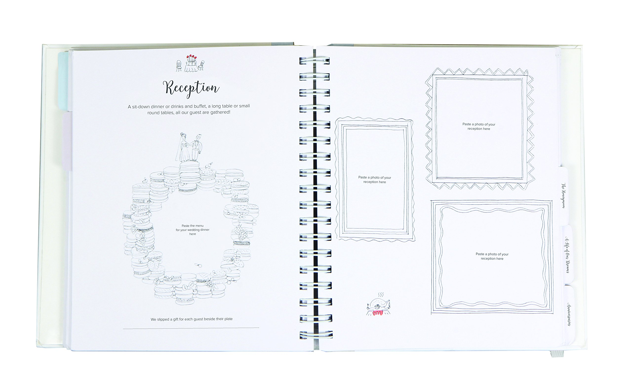 Le Petit Wedding Book