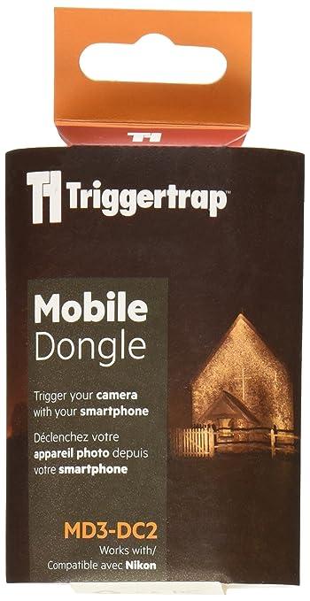 2 opinioni per Triggertrap MD3-DCa- Mobile Dongle V3/kit connessione per Nikon DC2