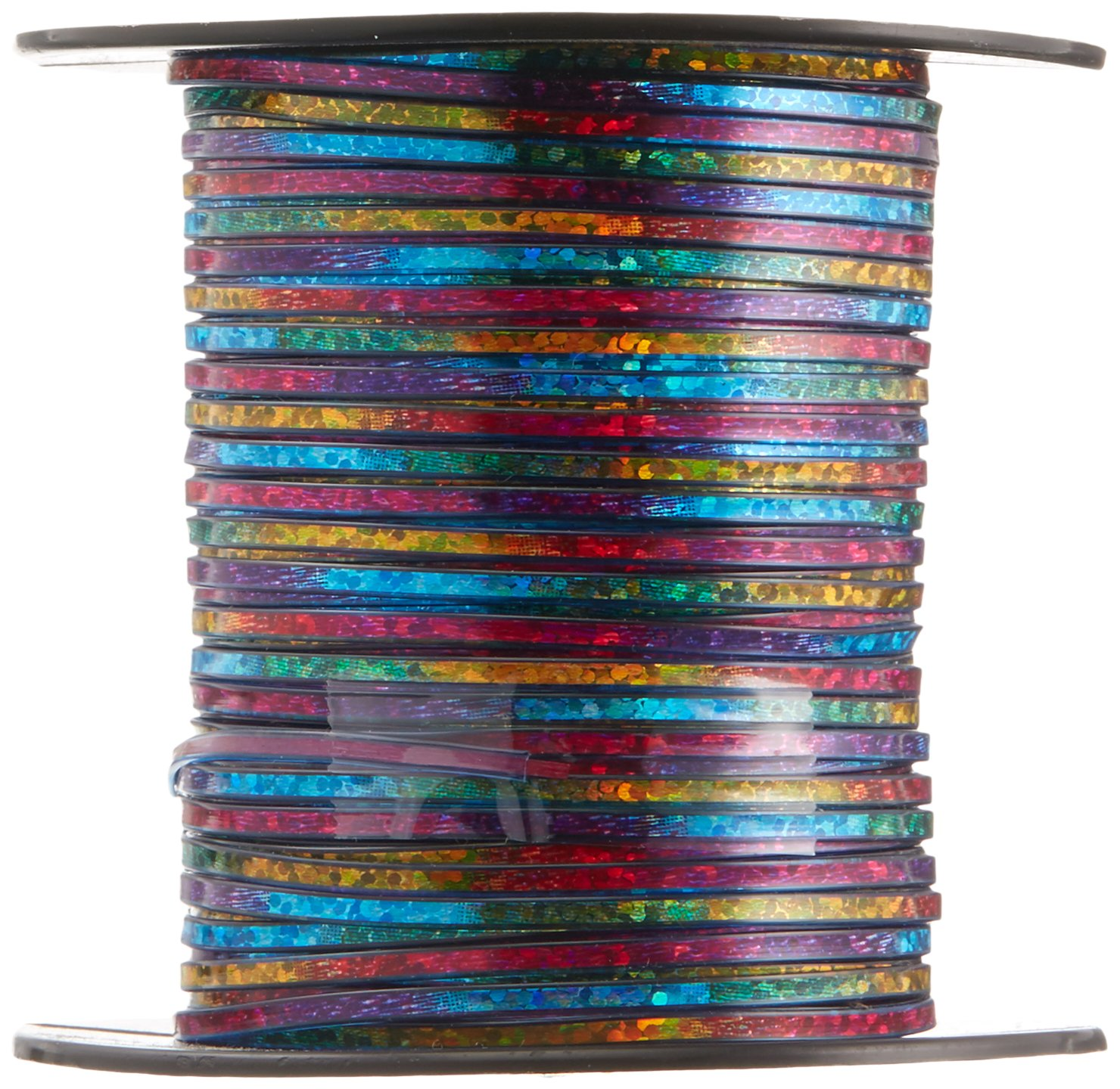 Blue Pepperell RBS5010 Tie Dye Rexlace Plastic Lacing 0.0938 by 33 yd