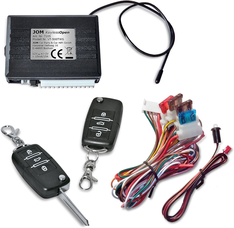 Für Fiat Universal ZV Zentralverriegelung Stellmotor Funkfernbedienung FFB Funk