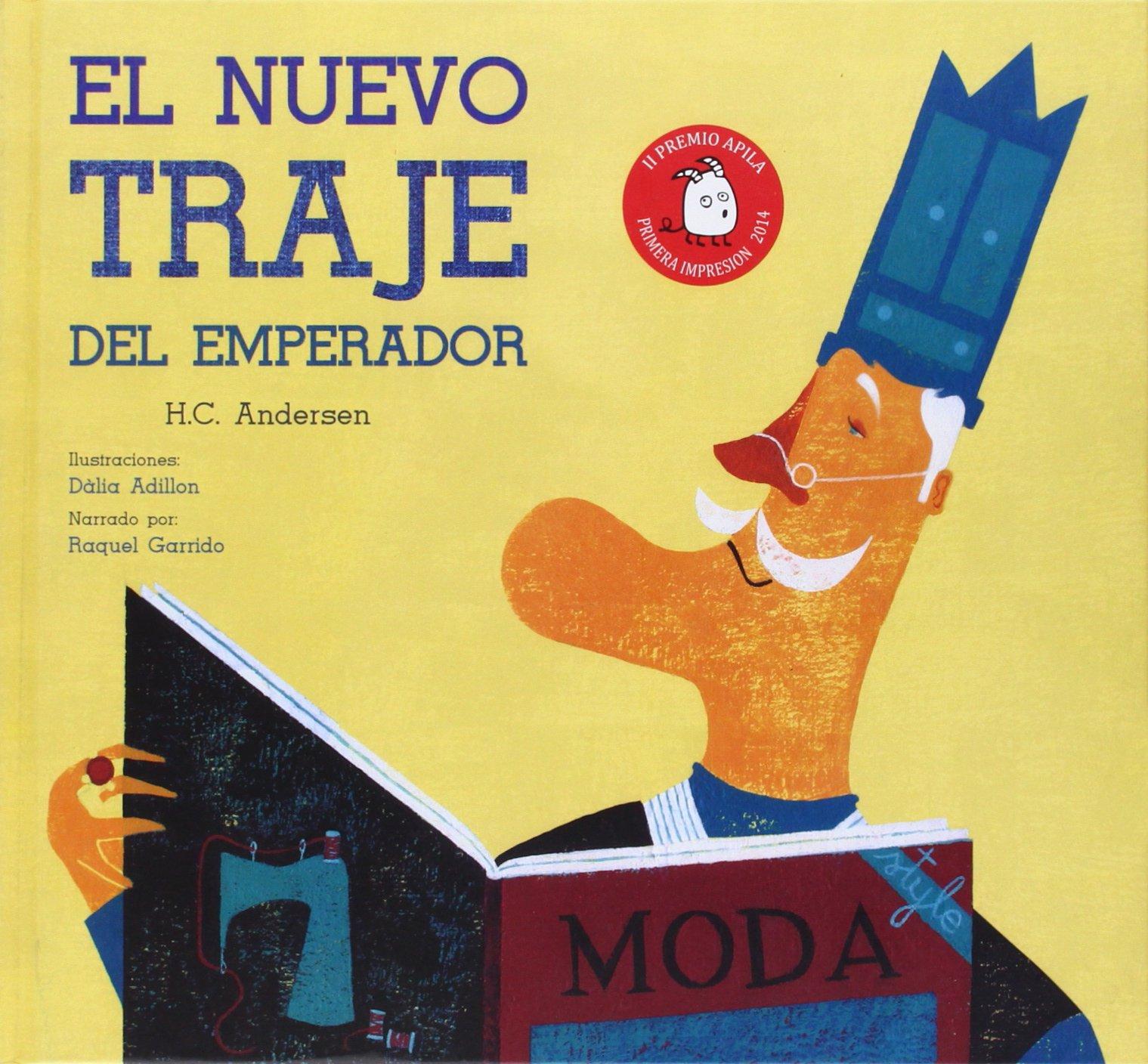 El nuevo traje del emperador (Spanish Edition): Hans ...