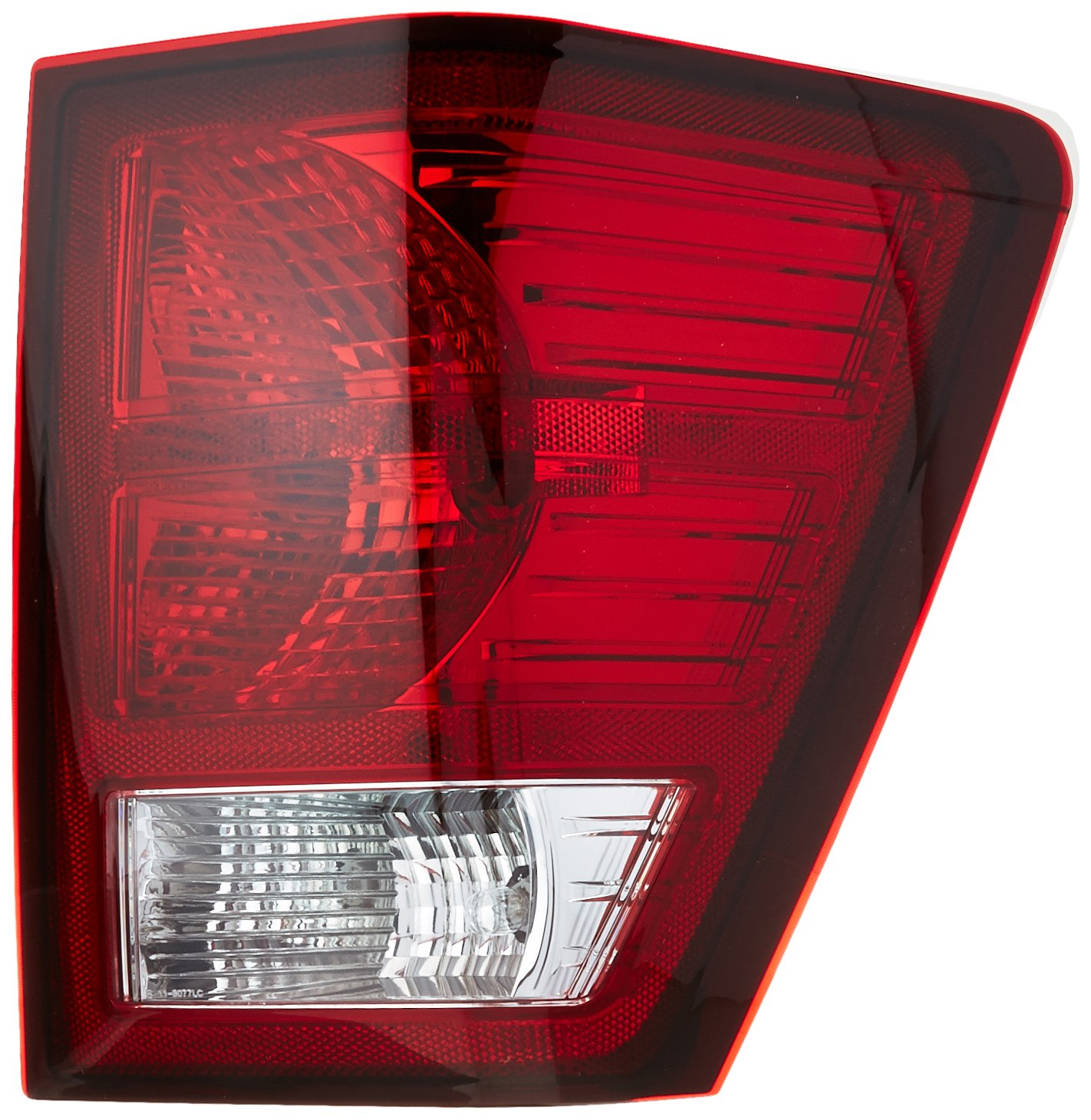 TYC 11-6281-00-9 Jeep Grand Cherokee CAPA Certified Replacement Right Tail Lamp 116281009TYC