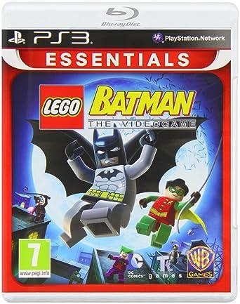 LEGO Batman Essentials (PS3): Amazon.co.uk: PC & Video Games