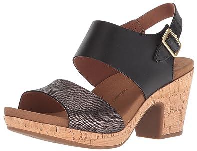 855368900c Rockport Women's Vivianne 2 Part Heeled Sandal