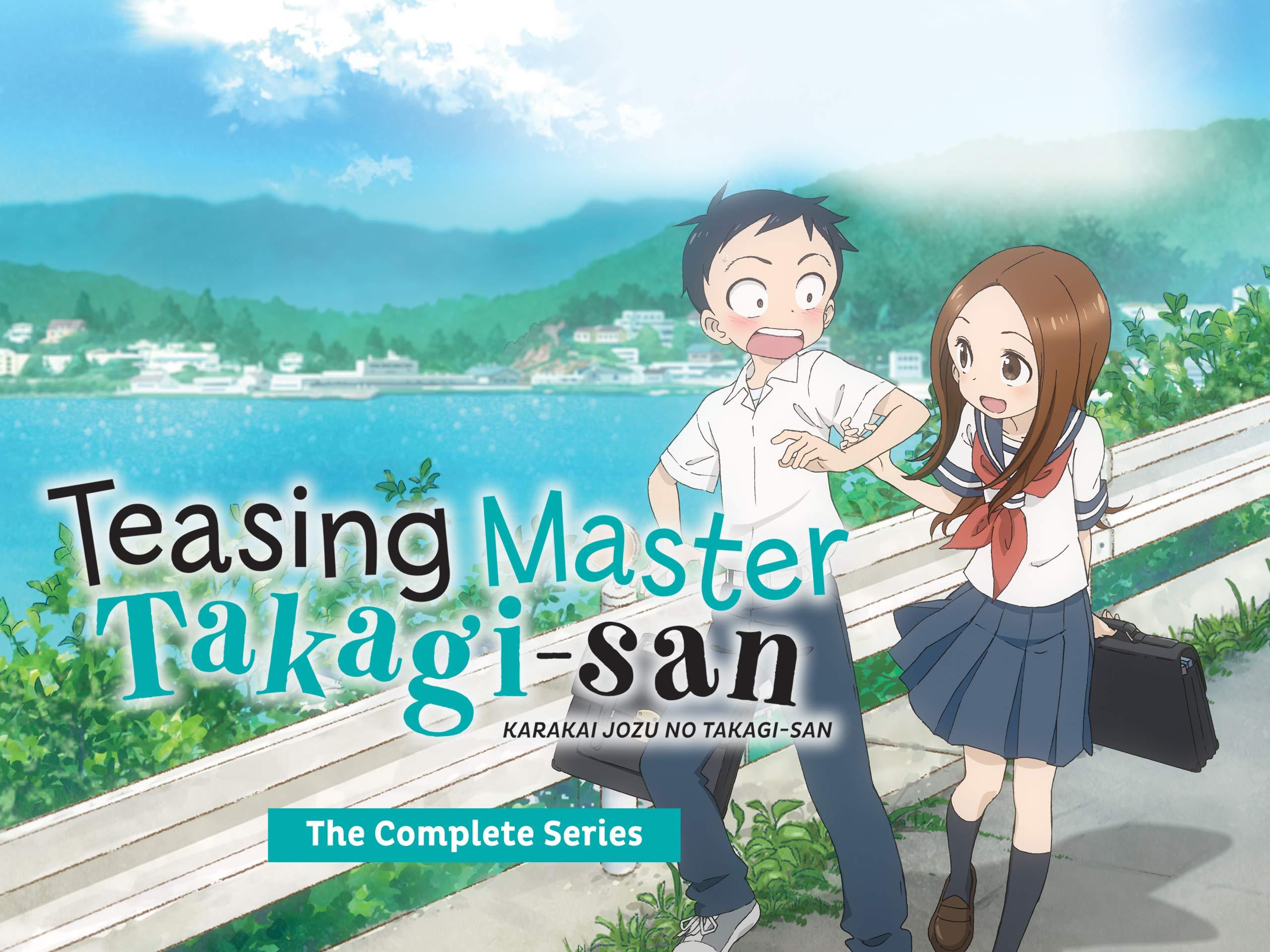 Watch Teasing Master Takagi San Karakai Jozu No Takagi San