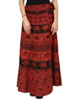 Sunrise Women'S Cotton Multi Color Wrap Around 245_Wrap....