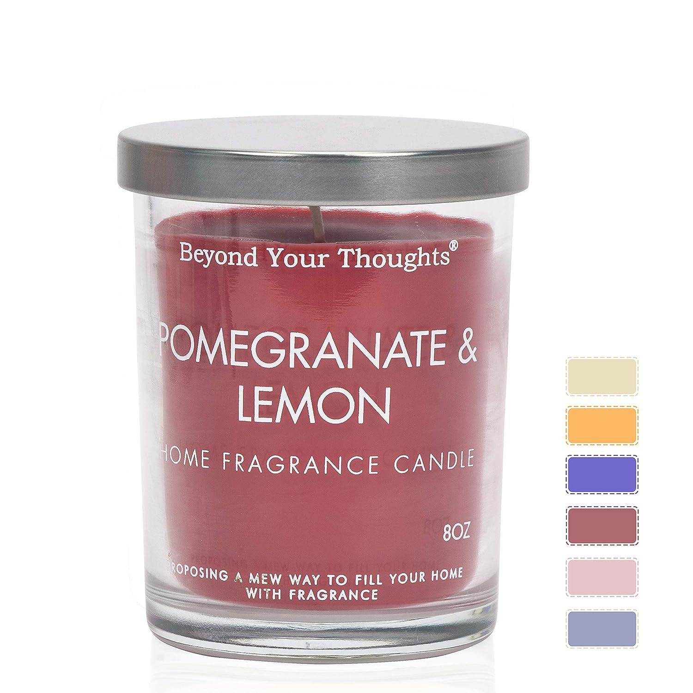 Beyond Your Thoughts Duftkerze Aroma Kerzen Duftkerze Glas Dosenkerzen 100/% Sojawachs Aromatherapie Kerzen Gro/ß Dose Geschenk Set Candle Cool Girl