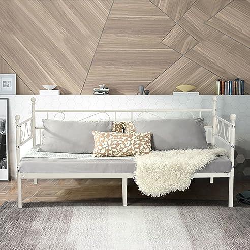 bettsofa mit lattenrost good simple das bild wird geladen sofa with schlafsofa mit matratze und. Black Bedroom Furniture Sets. Home Design Ideas