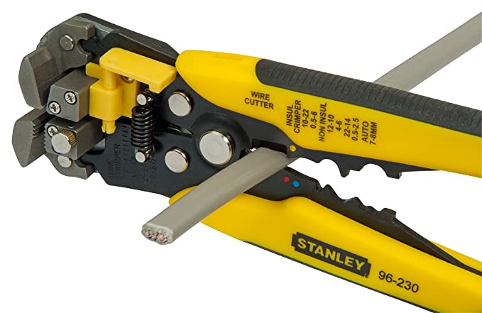 Amazon.com: Stanley FatMax Auto Pelacables por BLACK + ...