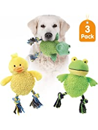 Amazon.com: Toys - Dogs: Pet Supplies: Squeak Toys, Chew