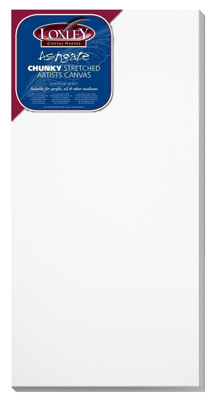 Lienzo preestirado Color Blanco Loxley ACC-2412