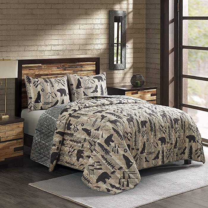 Top 10 Queen Size Nature Bedspread