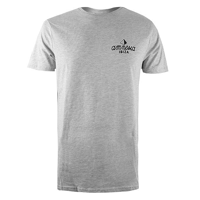 Amnesia Ibiza Classic Logo, Camiseta para Hombre