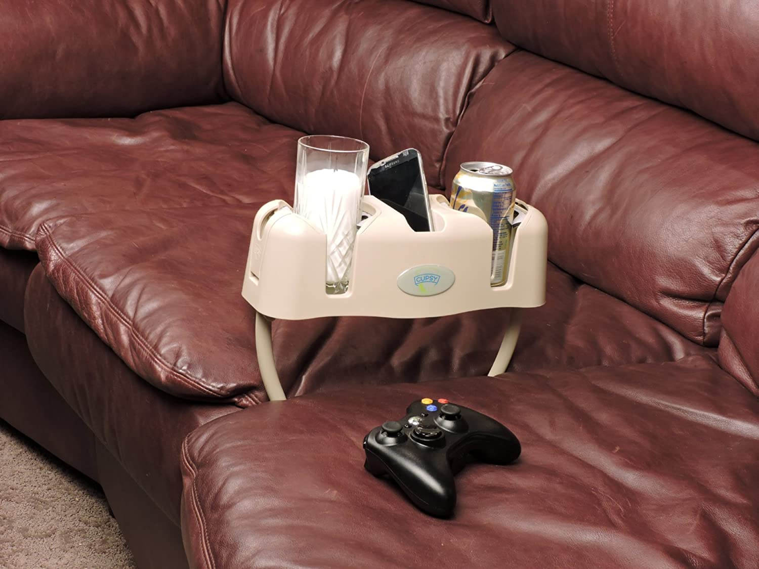 Recliner Caddy Amp Media Living Series Over The Arm Remote