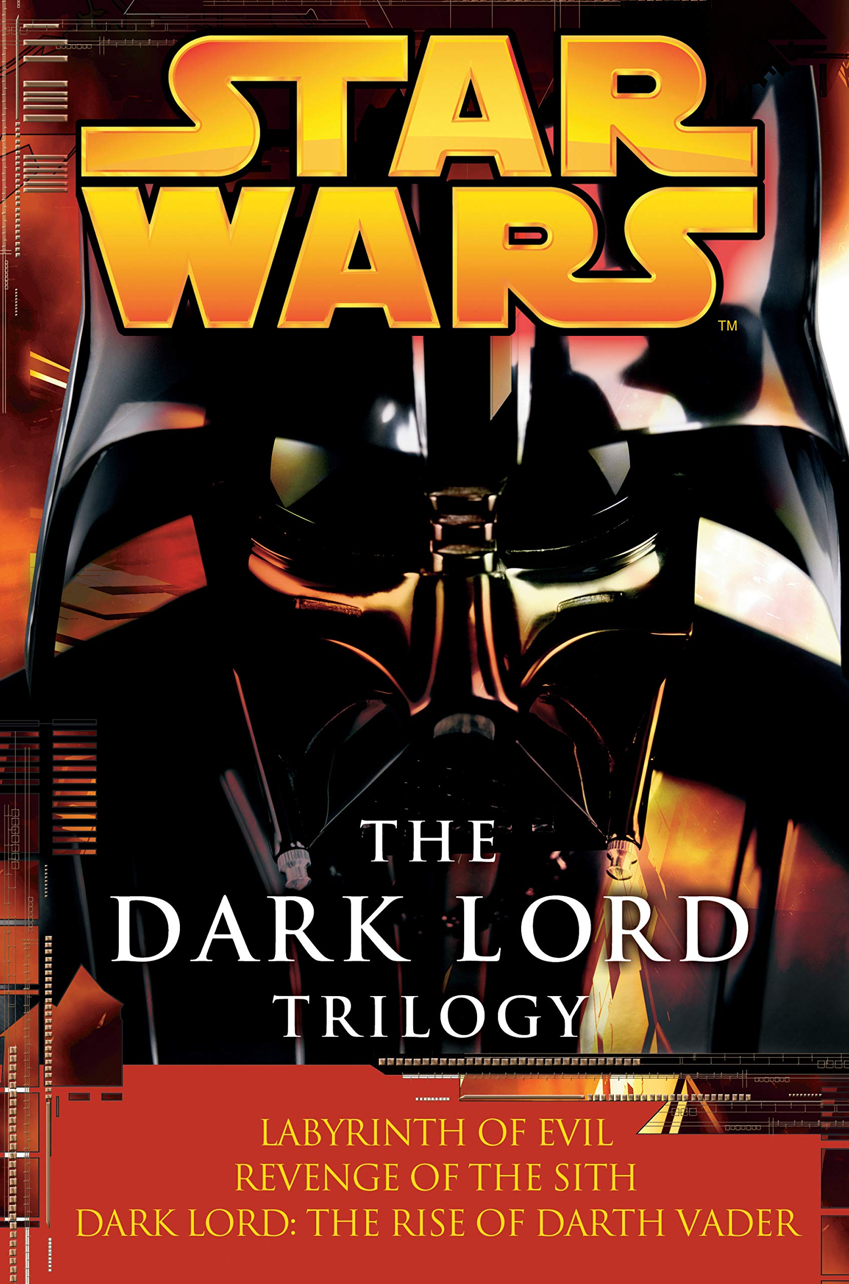 SW DARK LORD TRILOGY SW LEGEND: Labyrinth of Evil Revenge of the Sith Dark Lord: The Rise of Darth Vader Star Wars Random House Paperback: Amazon.es: Luceno, James, Stover, Matthew Woodring: Libros