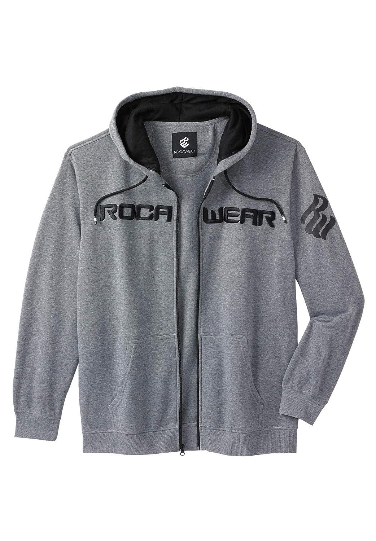 Amazon.com: Rocawear - Sudadera con capucha y forro polar ...