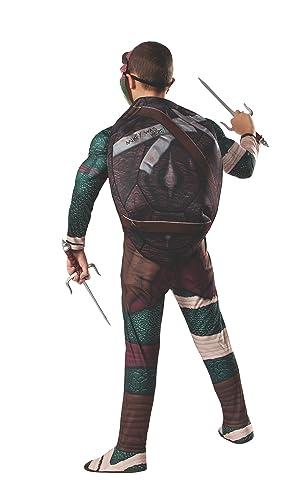 Rubies Teenage Mutant Ninja Turtles Child Raphael Costume, Large