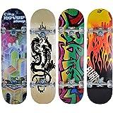 Hansson.Sports Skateboard Komplett Board 79x20cm